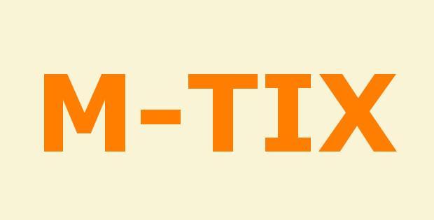 m-tix